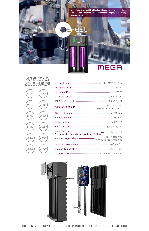 Efest - Mega Usb Charger 20200706143127 233